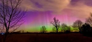 Northern Lights, Poland