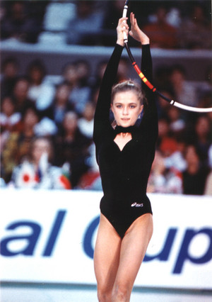 Oksana Alexandrovna Kostina(1972-1993)