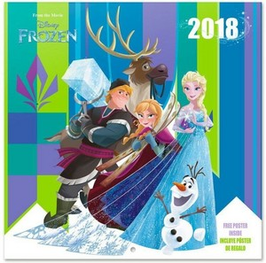 Olaf's Холодное сердце Adventure Calendar
