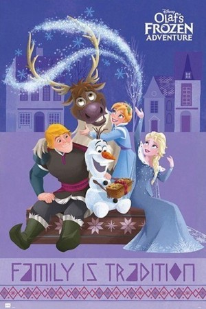 Olaf's Frozen - Uma Aventura Congelante Adventure
