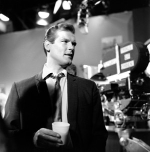 On The Set With Sir Roger Moore