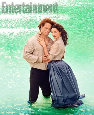 Outlander Season 3 Entertainment Weekly Photoshoot