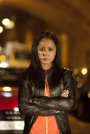 Parminder Nagra as Deeva Jani in Twenty8k (2012)