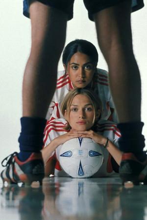 Parminder Nagra as Jesminder 'Jess' Kaur Bhamra in Bend It Like Beckham (2002)
