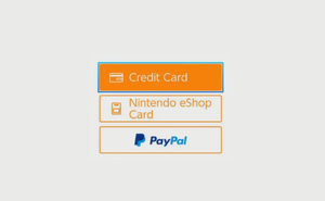 Paypal option available now