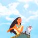 Pocahontas - Clouds - disney-princess icon
