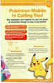 Pokemon Mobile is calling you! - pokemon wallpaper