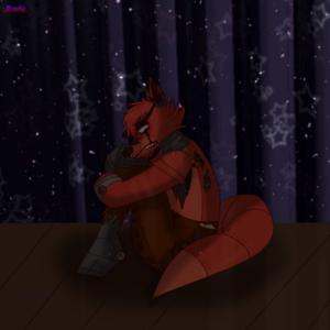 Poor foxy