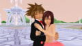 Prince and Princess Forever Sora x Kairi MMD