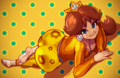 Princess Daisy - super-mario-bros fan art