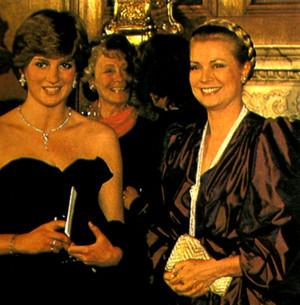 Princess Diana Princess Grace