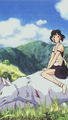 Princess Mononoke Phone Wallpaper - princess-mononoke photo