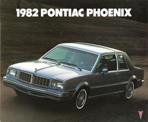 Promo Ad For 1982 Pontiac Phoenix
