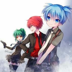 RGB Trio