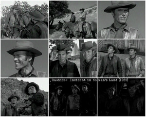 Rawhide ~Incident in No Man's Land S01x21(1959)