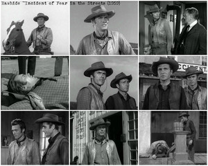 Rawhide ~Incident of Fear in the Streets S01xE17 (1959)