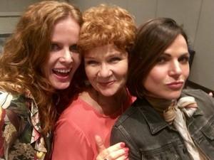 Rebecca, Beverley and Lana