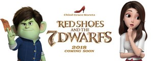 Red Shoes and the Seven Dwarfs movie Banner poster 3