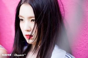 Red Velvet 'Red Flavor' Promotional Video Shooting - Irene