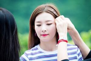 Red Velvet 'Red Flavor' Promotional Video Shooting - Seulgi