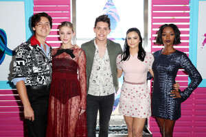 Riverdale Cast 2017 Teen Choice Awards