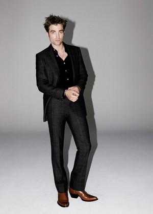 Robert Pattinson for GQ Magazine