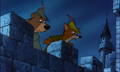 Robin Hood and Little John