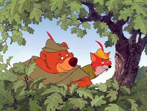 Walt Disney's Robin Hood wallpaper titled Robin Hood