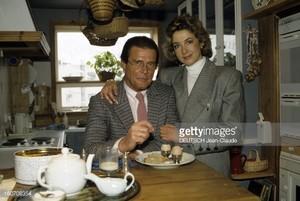 Roger And Daughter, Deborah