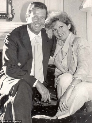Roger And Third Wife, Luisa Mattioli
