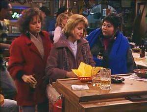 Roseanne, Jackie, & Crystal