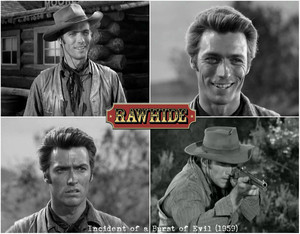 Rowdy (Rawhide) Incident of a Burst of Evil S01xE22 (1959)