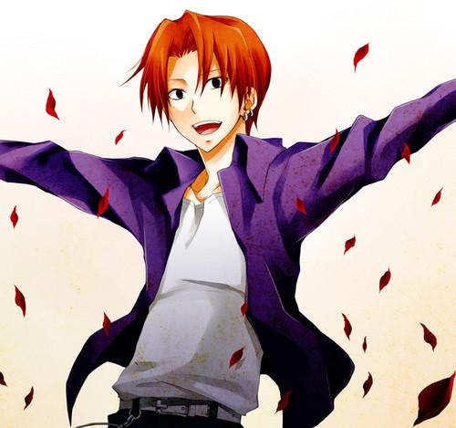 Fate Series پیپر وال titled Ryuunosuke Uryuu