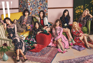 SNSD - W Korea August 2017