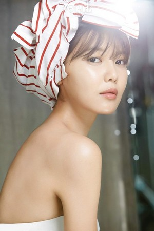 SNSD's Sooyoung for VOGUE Magazine September Issue