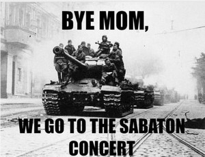 Sabaton konzert