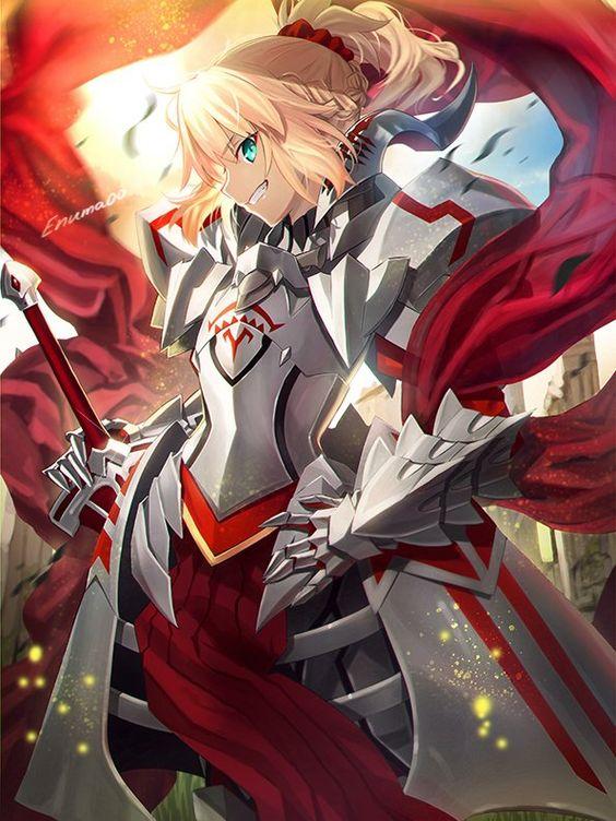 Saber Of Red (Apocrypha)