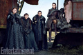 Sansa, Bran, Jon and Arya (EW Season 7)
