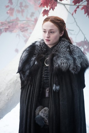 Sansa Stark 7x04 - The Spoils of War