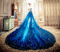 Sapphire Royalty (No. 9 Wedding) - womens-fashion photo