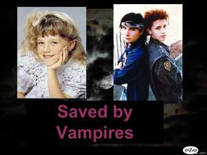 Saved Von Vampire