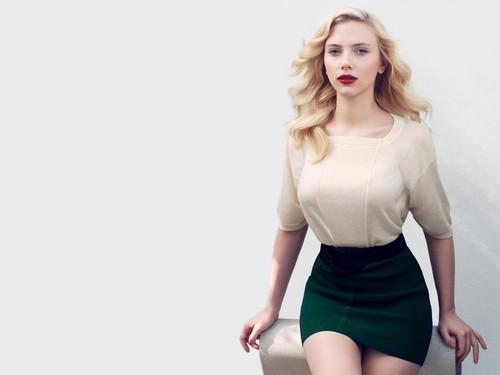 Scarlett Johansson wallpaper titled Scarlett Johansson  77