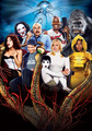 Scary Movie 4 Poster - scary-movie photo
