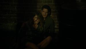 Scott and Malia