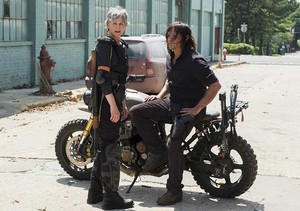 Season 8 ~ Carol and Daryl