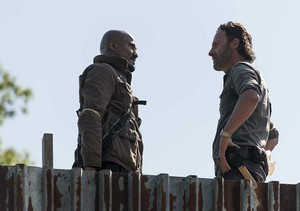 Season 8 ~ Rick and Gabriel