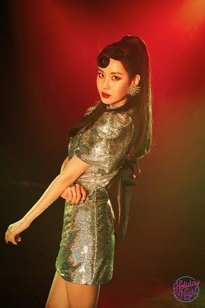 Seohyun 'Holiday Night' Teaser