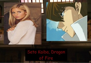 Seto Kaiba, Dragon of Fire
