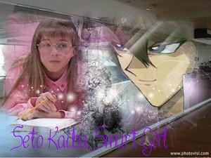 Seto Kaiba Smart Girl