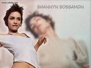 Shannyn Sossamon